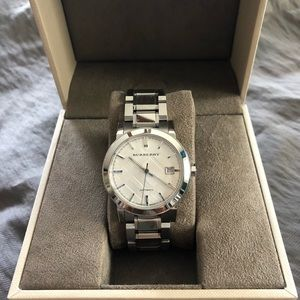 BURBERRY The City Unisex Watch